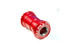 WHEELS MANUFACTURING BB30 to Outboard Angular Contact Bearings 24 mm Red  click to zoom image