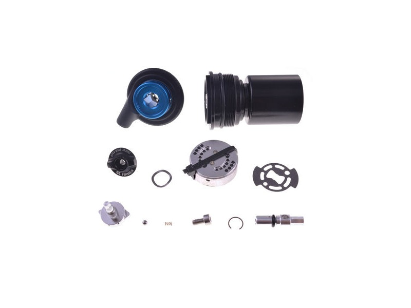 FOX RACING SHOX 32 FIT4 SC Topcap Assembly Remote U-Cup 2 Pos Push-Unlock 2018 click to zoom image