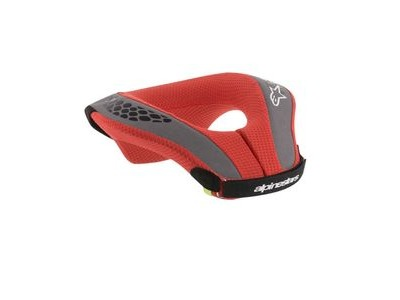 ALPINESTARS Sequence Youth Neck Roll 2018: Black/red