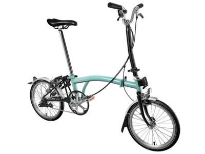 BROMPTON B Spoke Custom Build