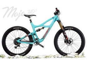 IBIS CYCLES HD3 148mm with X2 shock S 917 (blue)  click to zoom image