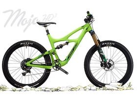 IBIS CYCLES HD3 Werks Build click to zoom image