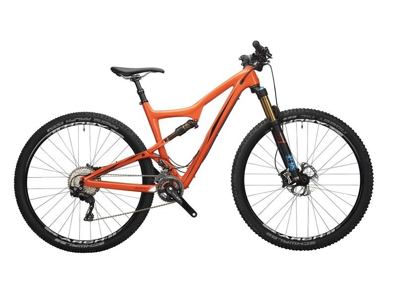 IBIS CYCLES Ripley Mod 2 XT 1X click to zoom image