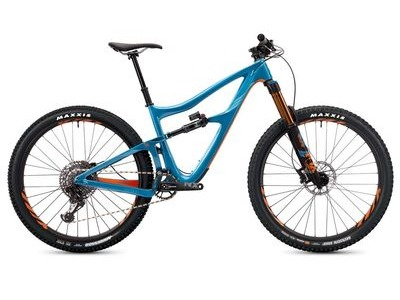 IBIS CYCLES Ripmo - NX Eagle Werx Build