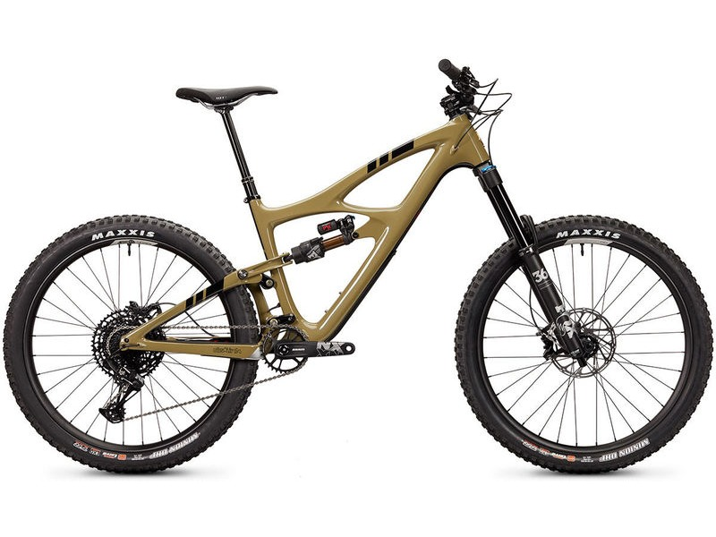 IBIS CYCLES HD5 NX Build click to zoom image