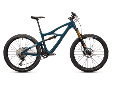 IBIS CYCLES Mojo Deore Build