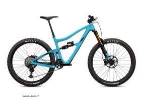 IBIS CYCLES Ibis Ripmo XT Factory Werks Build 2021