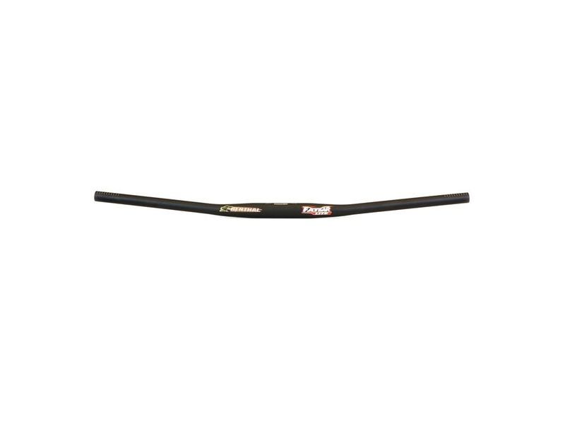 RENTHAL Fatbar Lite - Zero Rise Black click to zoom image