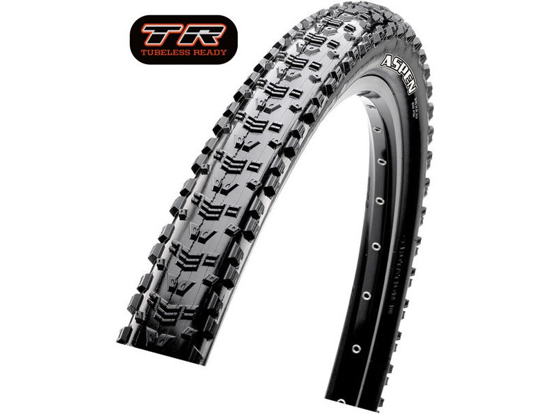 MAXXIS Aspen 27.5x2.10 120TPI Folding Dual Compound EXO / TR click to zoom image