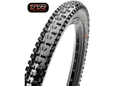 MAXXIS High Roller II + 27.5x3.00 120 TPI Folding Dual Compound EXO/TR