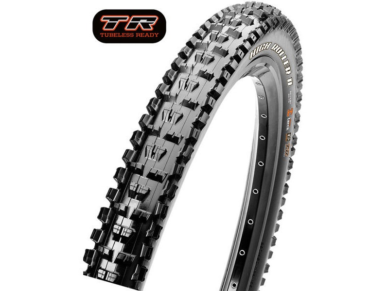 MAXXIS High Roller II 27.5x2.40 60TPI Folding 3C Maxx Terra EXO / TR click to zoom image