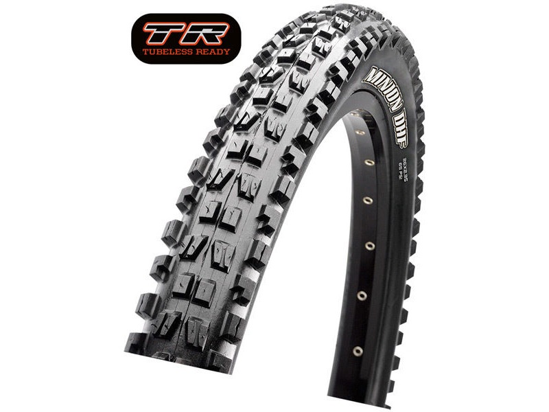 MAXXIS Minion DHF 27.5x2.50WT 60TPI Folding Dual Compound EXO / TR click to zoom image