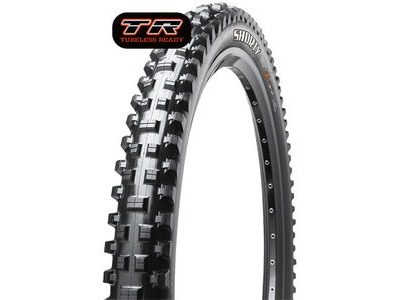 MAXXIS Shorty 27.5x2.50WT 120TPI Folding 3C Maxx Grip TR / DD