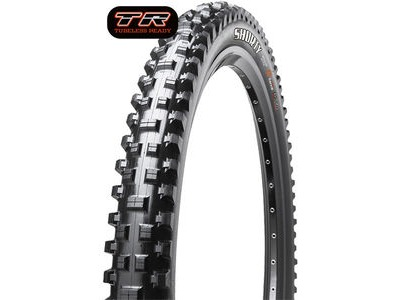 MAXXIS Shorty 27.5x2.50WT 60 TPI Folding 3C Maxx Grip TR