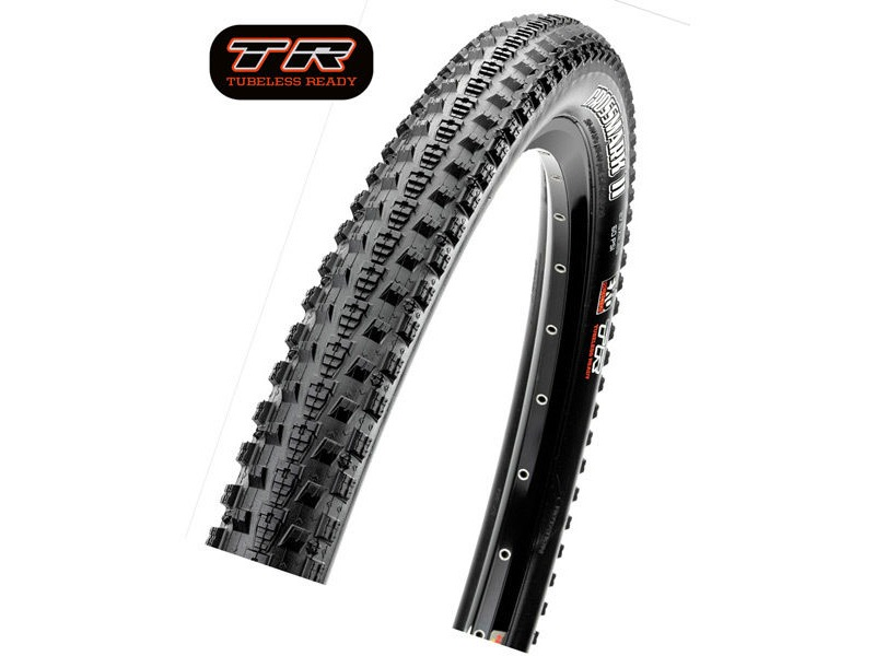 29 x 2.25 Folding 60tpi Dual Compound EXO Tubeless Maxxis Crossmark II Tire