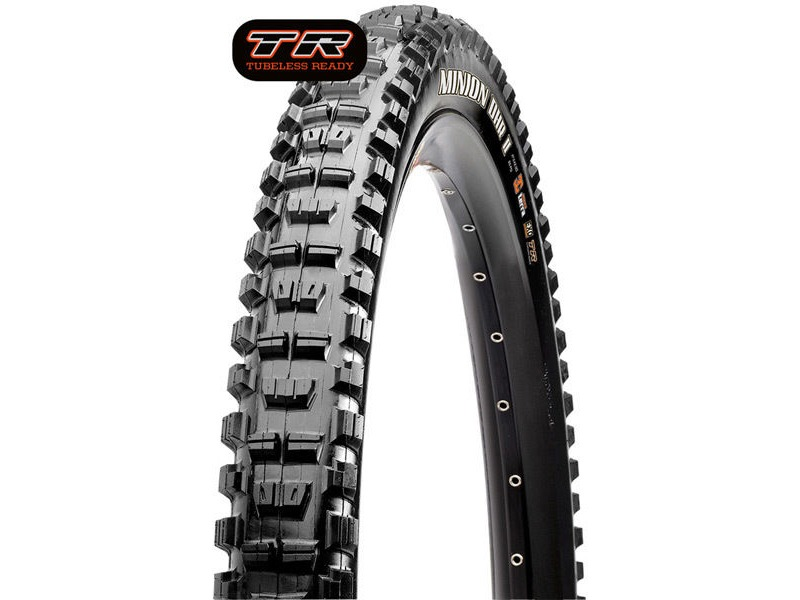 MAXXIS Minion DHR II 29x3.00 60TPI Folding Dual Compound EXO / TR click to zoom image