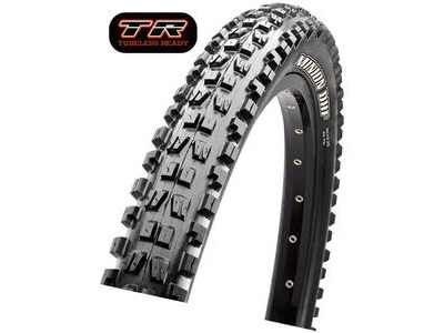 MAXXIS Minion DHF II 26x2.8 60 TPI Folding Dual Compound EXO/TR