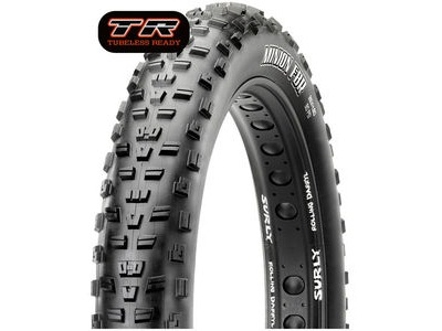 MAXXIS Minion FBR 26x4.00 60 TPI Folding Dual Compound