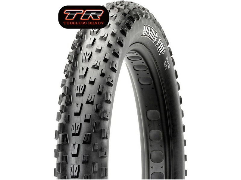 MAXXIS Minion FBF 26x4.80 60 TPI Folding Dual Compound click to zoom image