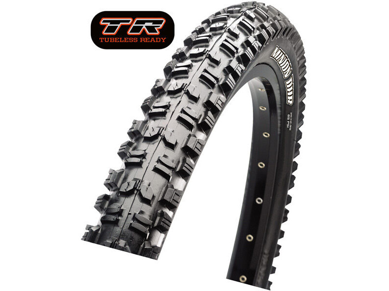 MAXXIS Minion DHR II 29x2.40WT 120 TPI Folding Dual Compound EXO+ / TR tyre click to zoom image
