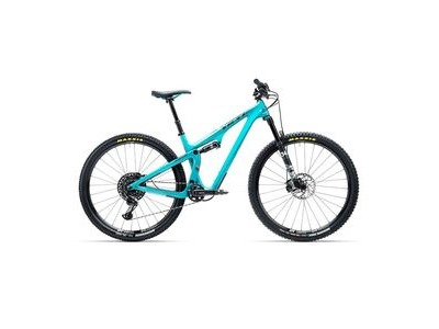 "YETI SB100 C-Series GX Eagle Comp 29"" Bike 2019 Turquoise M"