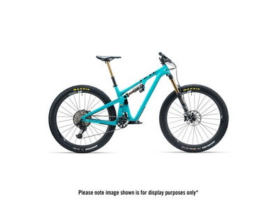 "YETI SB130 C-Series GX Eagle 29"" Bike 2019 Turquoise"