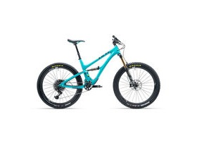 "YETI SB5 T-Series X01 Eagle 27.5"" Bike 2019 Turquoise"