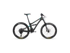 "YETI SB5 C-Series GX Eagle 27.5"" Bike 2019 Raw / Turquoise"