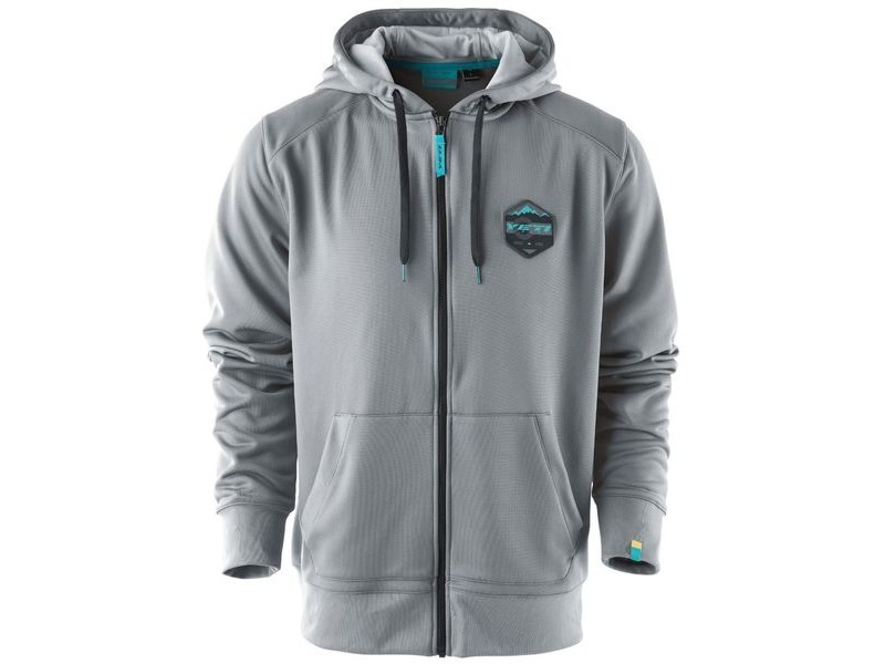 YETI Hatch Hoodie 2018 Grey click to zoom image