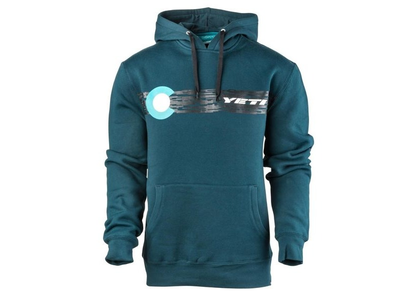 YETI Mayday Track Pullover Hoodie Blue click to zoom image