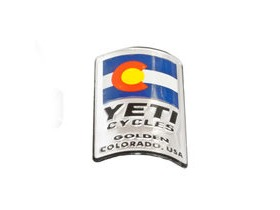 YETI Flag Badge - Colorado