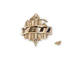 YETI Ice Axe Head Badge 2011