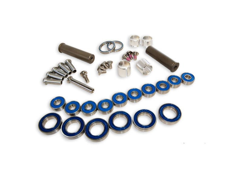 YETI Master Rebuild Kit DH-9 Compression Shock click to zoom image