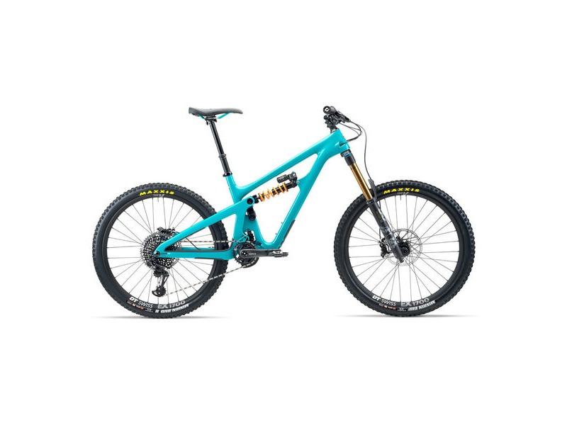 "YETI SB165 T-Series T2 27.5"" Bike 2020 Turquoise click to zoom image"