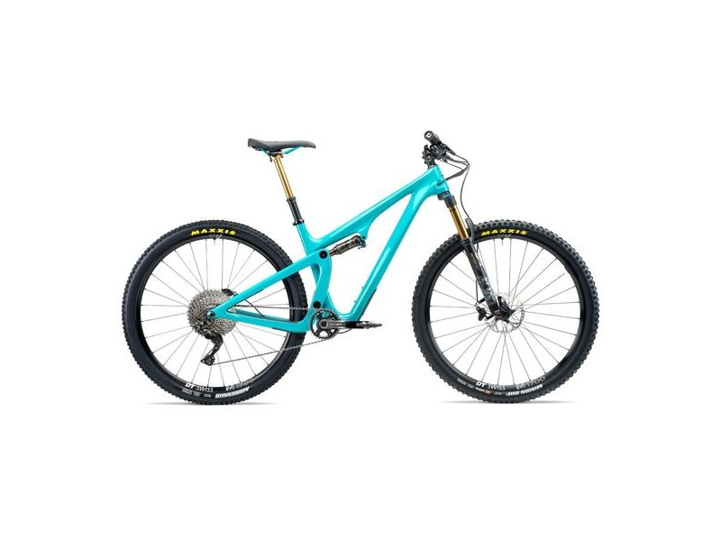 "YETI SB100 T-Series T1 29"" Bike 2020 Turquoise click to zoom image"