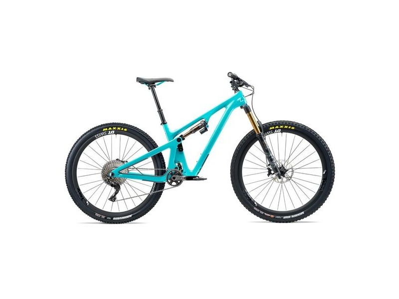 "YETI SB130 T-Series T1 29"" Bike 2020 Turquoise click to zoom image"