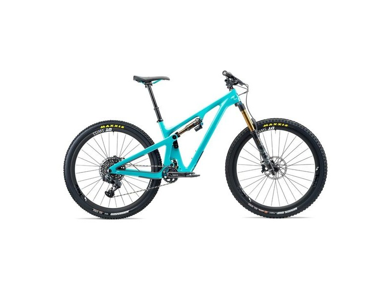 "YETI SB130 T-Series T2 29"" Bike 2020 Turquoise click to zoom image"
