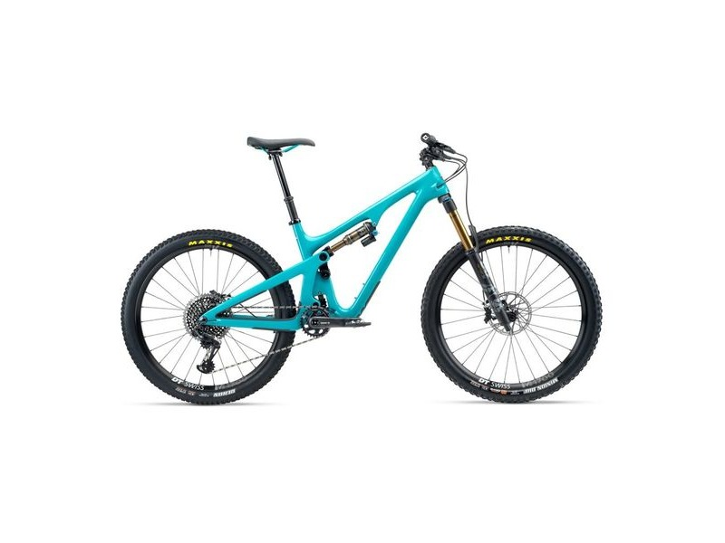 "YETI SB140 T-Series T2 27.5"" Bike 2020 Turquoise click to zoom image"