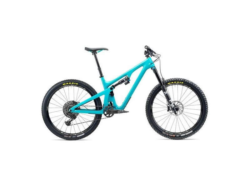 "YETI SB140 C-Series 27.5"" Bike 2020 Turquoise click to zoom image"