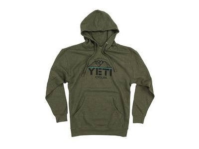 YETI Overlook Pullover Hoodie Army Heather