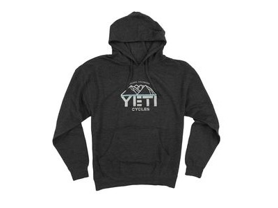YETI Overlook Pullover Hoodie Charcoal Heather