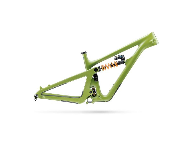 "YETI SB165 T-Series 27.5"" Frame 2021 Moss click to zoom image"