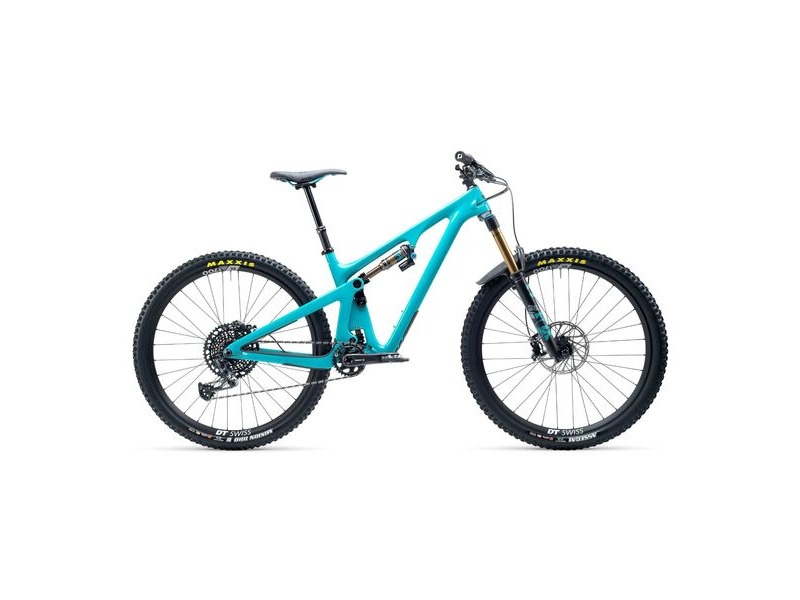 "YETI SB130 T-Series X01 Lunchride 29"" Bike 2021 Turquoise click to zoom image"