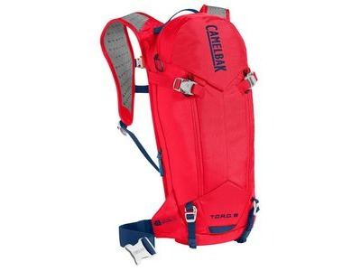 CAMELBAK Toro Protector 8 Dry Hydration Pack Racing Red/Pitch Blue 8l/280oz