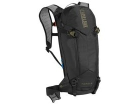 CAMELBAK Toro Protector 8 Dry Hydration Pack Black/Burnt Olive 8l/280oz