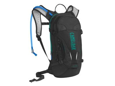 CAMELBAK Women's Luxe Hydration Pack Black/Columbia Jade 3l/100oz