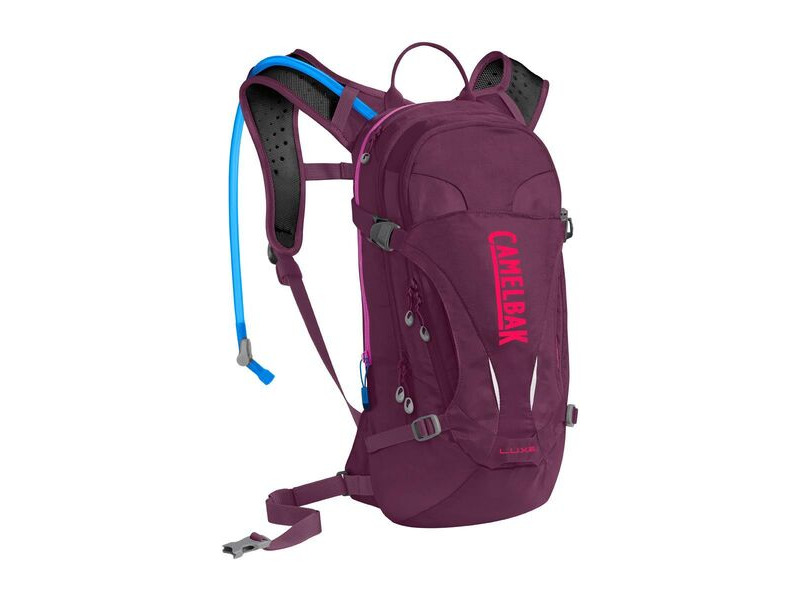 CAMELBAK Camelbak Women's Luxe Hydration Pack 2020: Black 3l/100oz click to zoom image