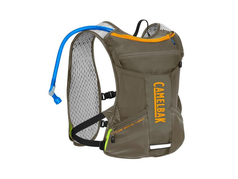 CAMELBAK Camelbak Chase Bike Vest Hydration Pack 2020: Camelflage 1.5l/50oz click to zoom image