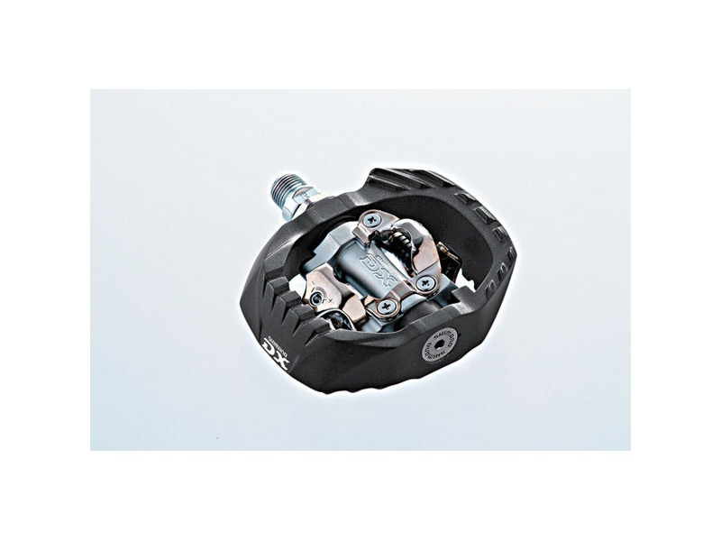 SHIMANO PD-M647 MTB SPD pedals - pop-up mechanism click to zoom image