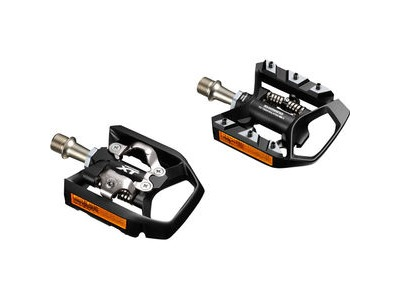 SHIMANO PD-T8000 XT MTB SPD Trekking pedals, single-sided mechanism